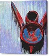 V-8 Too Canvas Print