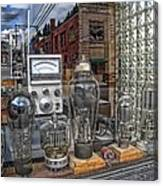 Vacuum Tubes And Diodes - Wallace Idaho Canvas Print