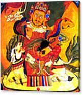 Vaishravnna  25 Canvas Print