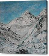 Val 'd Annivers Canvas Print