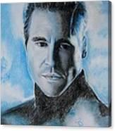 Val Kilmer- The Saint Detail Canvas Print