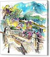 Valenca In Portugal 04 Canvas Print