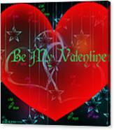 Valentine 4 Canvas Print