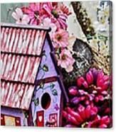Valentine House Canvas Print
