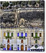 Valletta Canvas Print