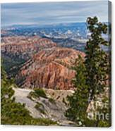 Valley Colors Canvas Print