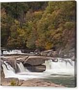 Valley Falls Scene 6 Canvas Print