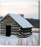 Valley Forge Winter 2 Canvas Print