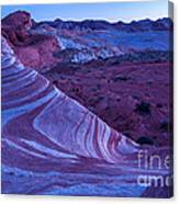 Valley Of Fire - Fire Wave 2 - Nevada Canvas Print