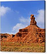 Valley Of The Gods Utah Canvas Print