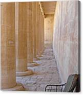 Valley Of The Kings Canvas Print