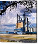 Valley View Mill Canvas Print