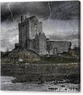 Vampire Castle Canvas Print