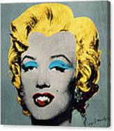 Vampire Marilyn Canvas Print