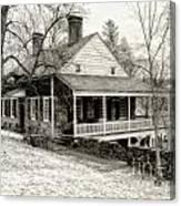 Van Cortlandt Manor Canvas Print