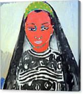 Van Dongen's Saida Canvas Print