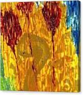 Van Gogh's Garden Of Eden Canvas Print