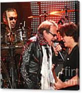 Van Halen-7132b Canvas Print
