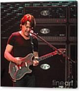 Van Halen-7305b Canvas Print