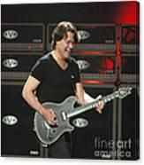 Van Halen-7394b Canvas Print