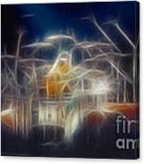 Van Halen-ou812-d32a-fractal Canvas Print