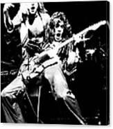 Van Halen Canvas Print
