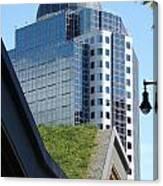 Vancouver Architecture 6 Canvas Print