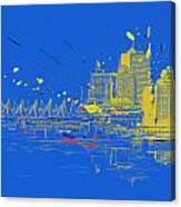 Vancouver Art 005 Canvas Print