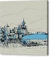 Vancouver Art 008 Canvas Print