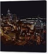 Vancouver Art 009 Canvas Print