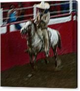 Vaquero Number 2 Rodeo Chandler Arizona 2002 Canvas Print