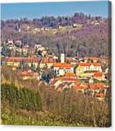 Varazdinske Toplice - Thermal Springs Town Canvas Print