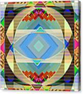 Variation On A Theme Canvas Print