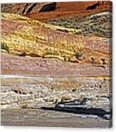 Variety Of Land Canvas Print