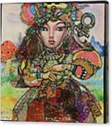 Vasalisa Canvas Print