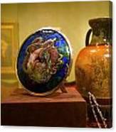 Vase At Delaware Art  Canvas Print