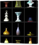 Vases... Canvas Print