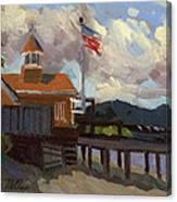 Vashon Island 4th Of July Canvas Print