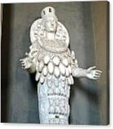 Vatican Museum Canvas Print