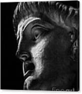 Vatican Sculpture Canvas Print