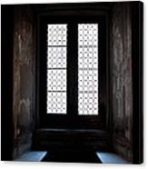 Vatican Window Seats Canvas Print