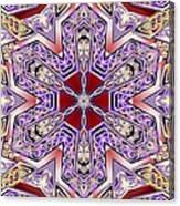 Vector Portal Canvas Print