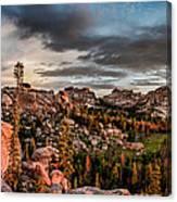 Vedauwoo View Canvas Print