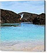 Vega Baja Beach 4 Canvas Print