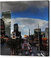 Vegas Strip 002  Canvas Print