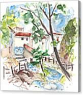 Velez Blanco 01 Canvas Print