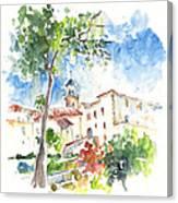 Velez Rubio Townscape 01 Canvas Print