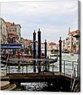 Venetian Days  Canvas Print