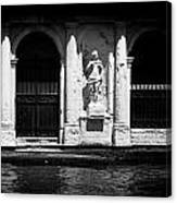 Venetian  Palace Canvas Print