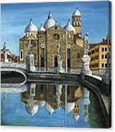 Veneto Canvas Print